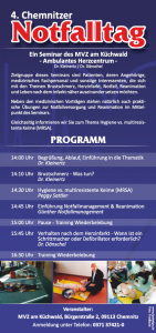 4. Chemnitzer Notfalltag Seite 2