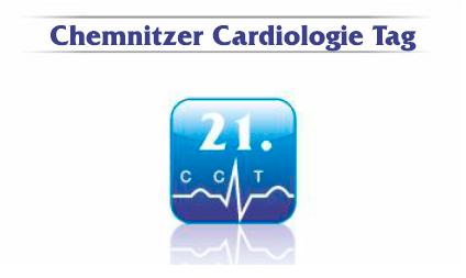 Einladung zum 21. Chemnitzer Cardiologie Tag am 02. und 03. September 2016