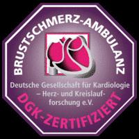 Erfolgreiche Re-Zertifizierung unserer Brustschmerz-Ambulanz (BSA)