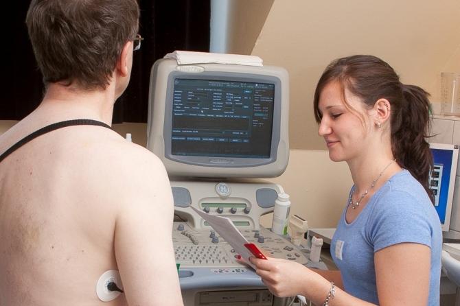 Der Notfallpatient in unserer Brustschmerz-Ambulanz