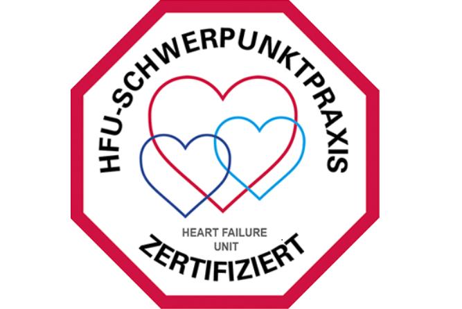 Zertifizierte Versorgung von Patienten mit Herzinsuffizienz