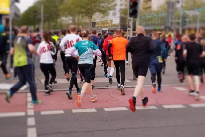 Start in die Laufsaison – 2. Chemnitzer Nachtlauf
