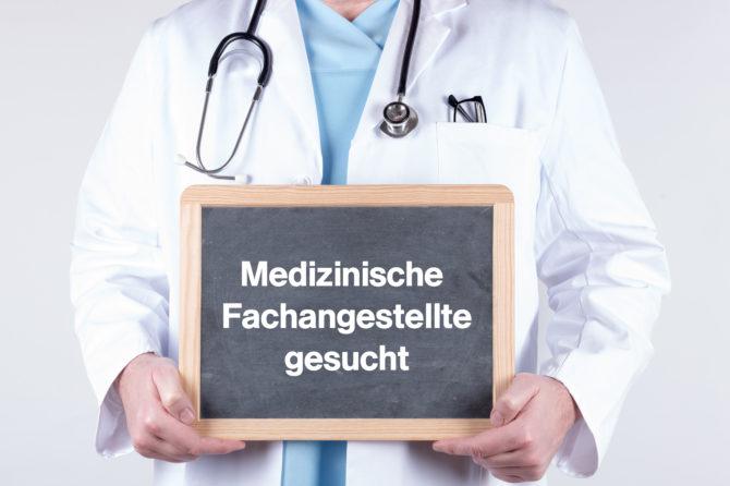 Warum werde ich Medizinische Fachangestellte (MFA) im MVZ am Küchwald?