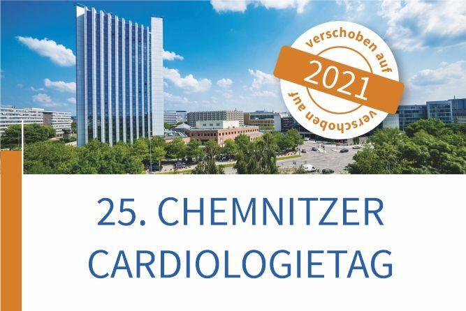 Chemnitzer Cardiologietag verschoben auf 2021