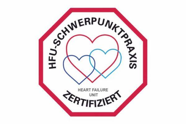 """""""HFU-Schwerpunktpraxis"""" – DGK Zertifikat"""