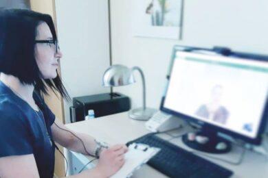 Videosprechstunde in Psychologischer Psychotherapie
