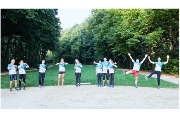 Selbstläufer-Firmenlauf im Küchwald